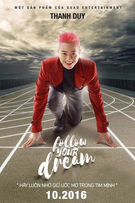 Thanh Duy tung MV 'Follow Your Dream' quy tu nhieu ngoi sao khung - Anh 2