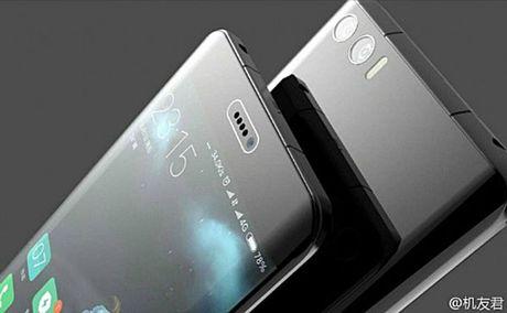 Xiaomi Mi Note 2 dep ngang ngua Galaxy Note 7? - Anh 1