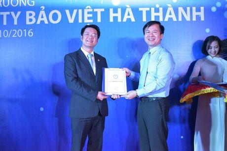 Bao hiem Bao Viet lien tiep mo them cong ty thanh vien moi - Anh 1