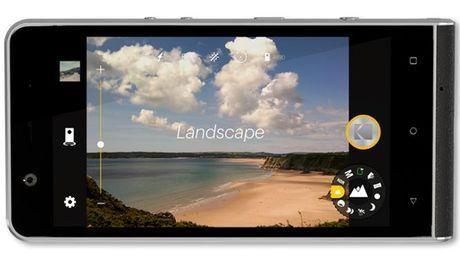 Kodak Ektra - smartphone phong cach may anh co dien - Anh 2