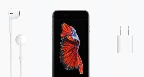 Tai sao Apple lai ban iPhone 6S ban 32 GB? - Anh 1