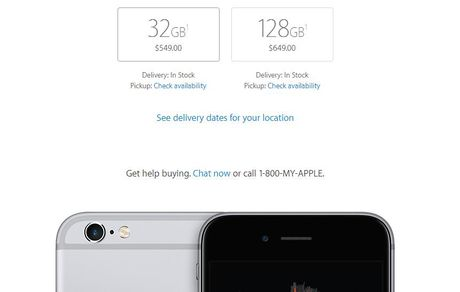 Tai sao Apple lai ban iPhone 6S ban 32 GB? - Anh 3