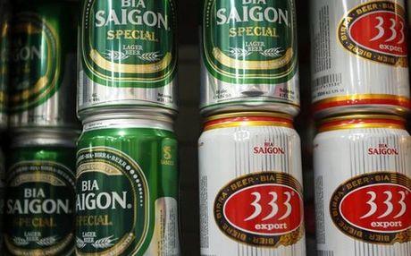 Asahi Group Holdings va Kirin Holdings de mat toi Sabeco - Anh 1