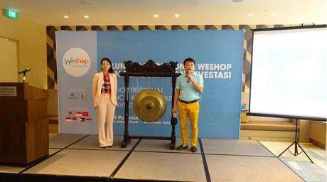 Nha sang lap PeaceSoft rot von trieu USD cho website mua sam truc tuyen WeShop - Anh 1