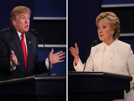 Trump: Toi se chap nhan ket qua bau cu, neu toi thang! - Anh 1