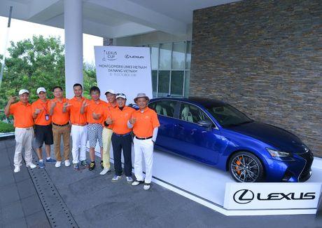 Giai Golf Lexus chau A-Thai Binh Duong tai Viet Nam - Anh 3