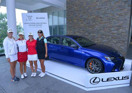 Giai Golf Lexus chau A-Thai Binh Duong tai Viet Nam - Anh 6