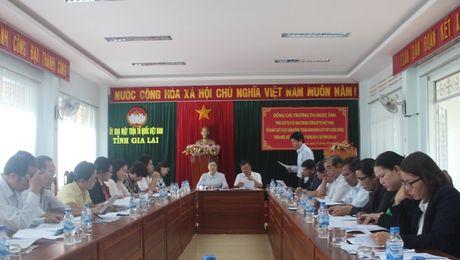 Khong de 'benh thanh tich' anh huong chat luong Cuoc van dong - Anh 1