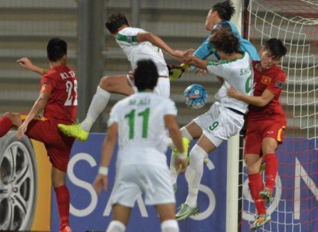 U19 Viet Nam dat muc tieu nho choi kieu Mourinho - Anh 1