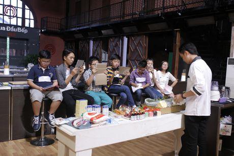 Top 12 Vua dau bep nhi 'thinh giao' chuyen gia am thuc - Anh 2