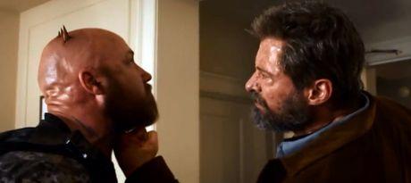 Hugh Jackman gia nua o trailer dau tien cua 'Wolverine 3' - Anh 3