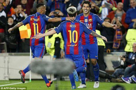 Luis Suarez gianh Chiec giay vang, muon giai nghe o Barca - Anh 2