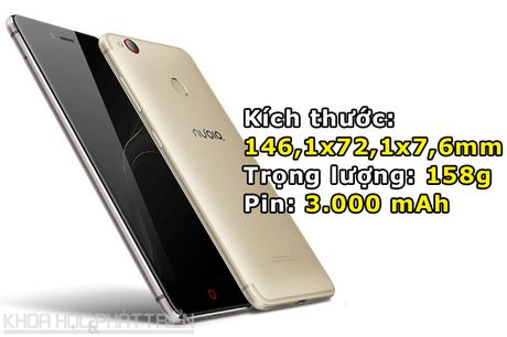 Can canh smartphone chuyen chup anh, cau hinh tot - Anh 3