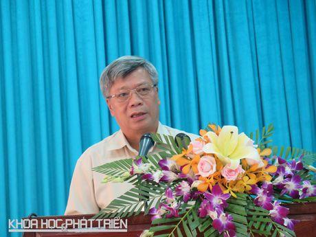 Dong bang Song Cuu Long ban chuyen ung dung khoa hoc phat trien vung - Anh 3