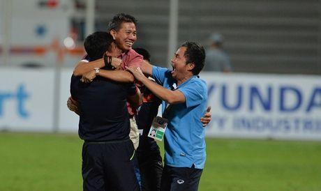 HLV Hoang Anh Tuan: 'U19 Viet Nam da viet nen lich su' - Anh 1