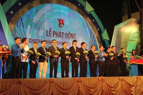 Trien khai Chuong trinh Khoi nghiep Quoc gia - Anh 2