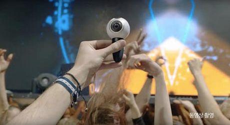 360 giay tiep xuc sieu an tuong ve Gear 360 - Anh 3
