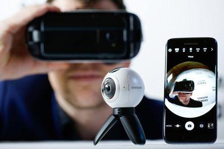 360 giay tiep xuc sieu an tuong ve Gear 360 - Anh 4