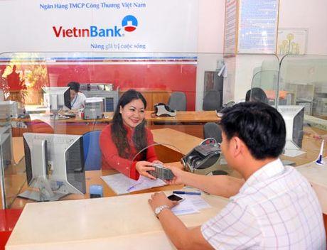 VietinBank duy tri lai suat cho vay thap va tot nhat - Anh 1