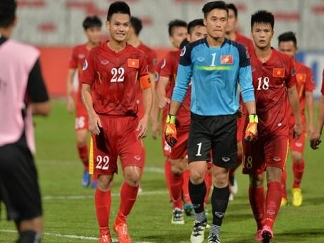 Don suc cho tu ket, U19 Viet Nam chua nghi den tien thuong - Anh 1