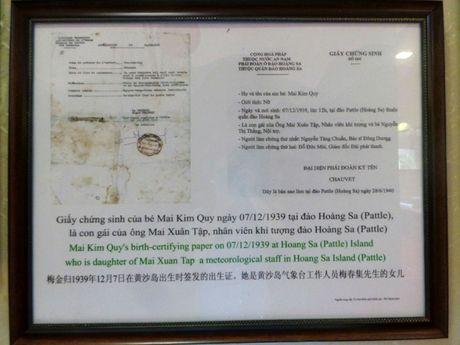 Trien lam Truong Sa, Hoang Sa tai Quan doan 3 - Anh 5