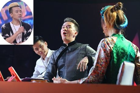 Dam Vinh Hung chi Tran Thanh la nguoi thu ba tren song truyen hinh - Anh 1