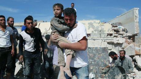 Nga trieu tap Dai su Bi vi cao buoc danh bom dan thuong Syria - Anh 1