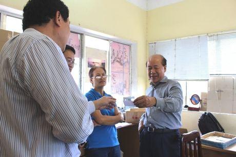 Thu truong Bo GTVT kiem tra dot xuat can tai trong tai cang - Anh 7