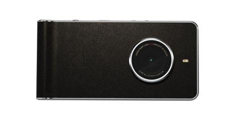 Kodak Ektra - smartphone danh cho dan anh, gia 520 USD - Anh 2