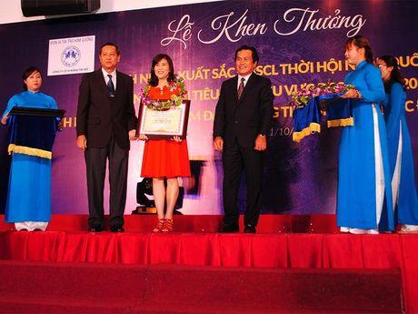 VCCI vinh danh 99 doanh nhan, doanh nghiep tieu bieu khu vuc DBSCL - Anh 1