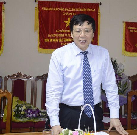 Dai hoi Chi hoi Nha bao Bao Nong nghiep Viet Nam - Anh 2