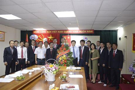 Dai hoi Chi hoi Nha bao Bao Nong nghiep Viet Nam - Anh 3