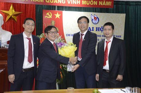 Dai hoi Chi hoi Nha bao Bao Nong nghiep Viet Nam - Anh 4