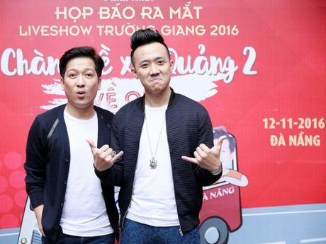 Danh hai Truong Giang: 'Neu duoc toi da lam live show ngay trong xom' - Anh 1