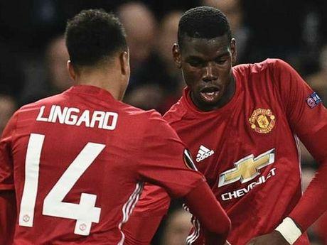 Paul Pogba da xin Wayne Rooney nhuong quyen da 11m - Anh 2