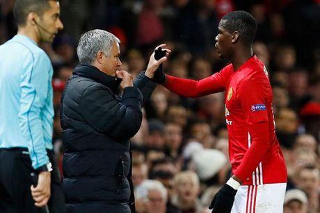 Paul Pogba da xin Wayne Rooney nhuong quyen da 11m - Anh 3