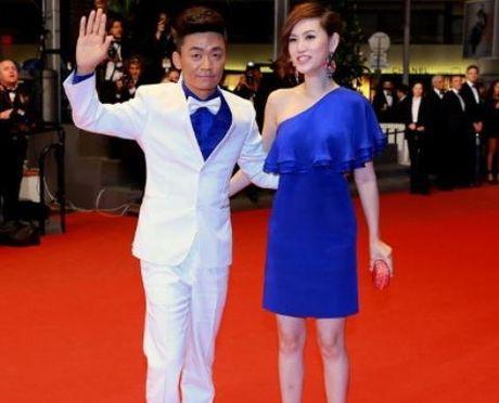 Dien vien Vuong Bao Cuong mang chuyen bi vo cam sung de PR - Anh 2