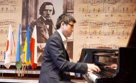 Nghe se piano Luu Duc Anh ve Viet Nam bieu dien - Anh 1