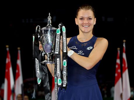 Boc tham chia bang WTA Finals 2016: De tho cho so 1 the gioi Angelique Kerber - Anh 2