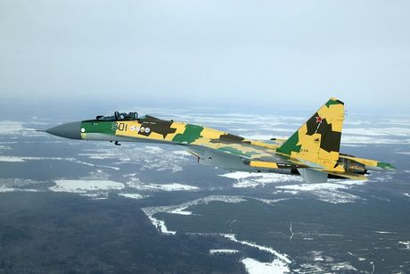 Sieu tiem kich Su-35: Vu khi thong tri bau troi cua Khong quan Nga - Anh 4