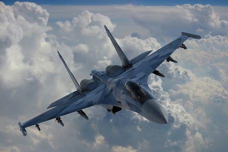 Sieu tiem kich Su-35: Vu khi thong tri bau troi cua Khong quan Nga - Anh 7