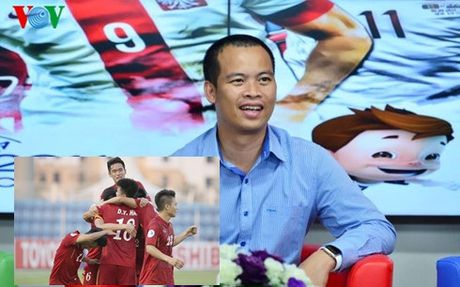 'U19 Viet Nam co the tao nen bat ngo o tu ket' - Anh 1