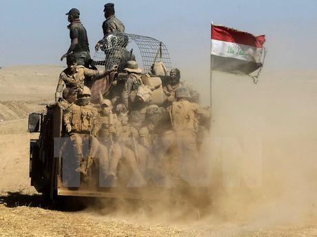 Iraq: Khong kich gan thanh pho Kirkuk,15 phu nu thiet mang - Anh 1