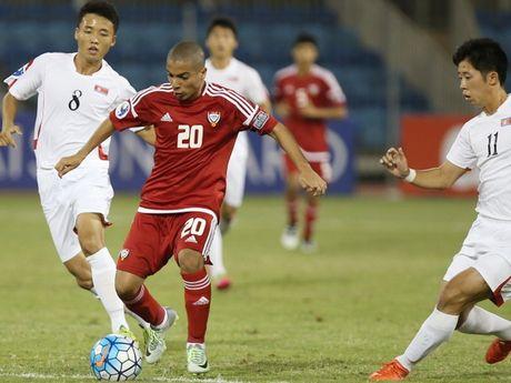 Dieu luat nao giup doi thu cua U19 Viet Nam loai sieu cuong Han Quoc? - Anh 1