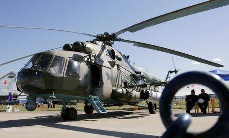 Nga dieu tra hinh su vu roi may bay truc thang Mi-8 lam 21 nguoi chet - Anh 1
