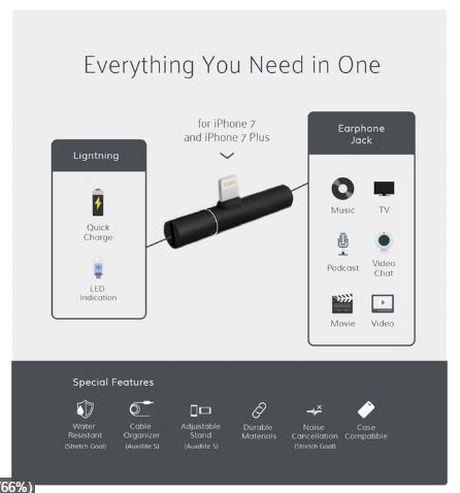 Da co the vua sac vua nghe nhac tren iPhone 7 va 7 Plus - Anh 4