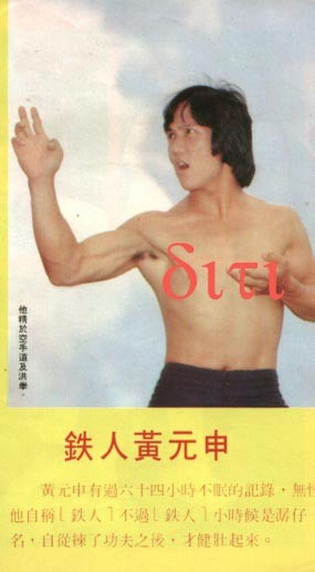 Chuyen doi su de Ly Tieu Long buon tinh xuong toc di tu - Anh 1
