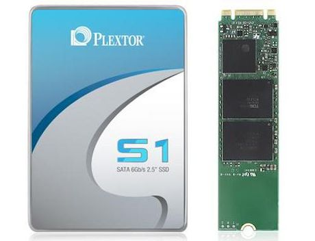 Plextor trinh lang o SSD dat toc do doc 550MB/s - Anh 1