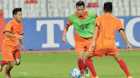 VCK U19 chau A 2016: Con ai che DT U19 Viet Nam? - Anh 1