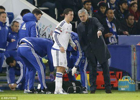 Jose Mourinho noi gi truoc ngay tro ve 'mai nha' Stamford Bridge? - Anh 1